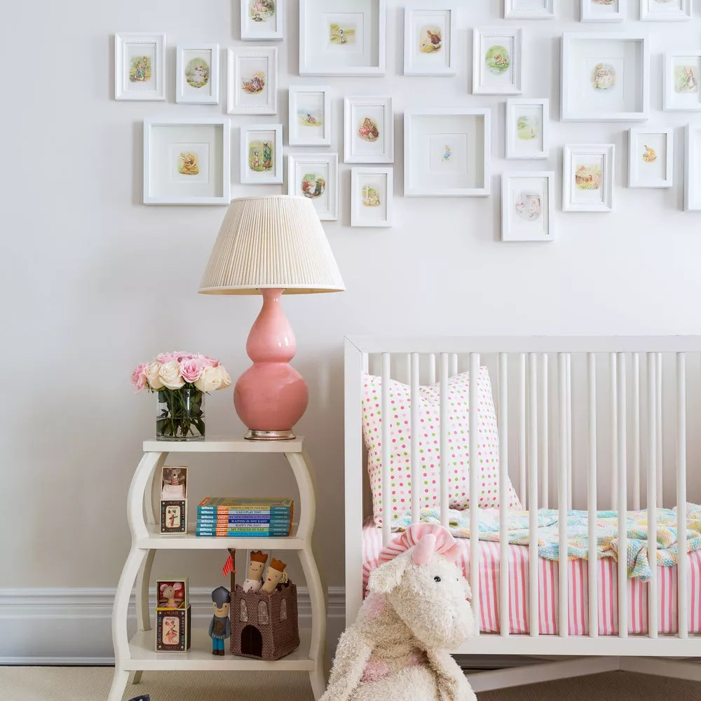 Baby Girl Rooms