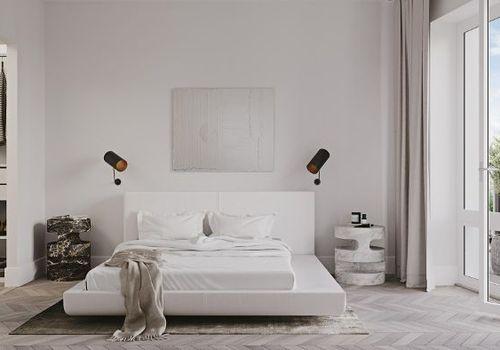 Bedroom Minimalist Interior Design Style