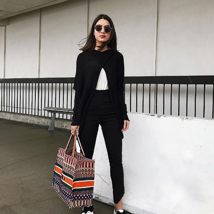 25 cool airport outfits