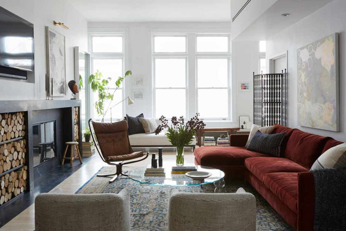 20 Ways To Decorate With Red In The Living Room From A Pro