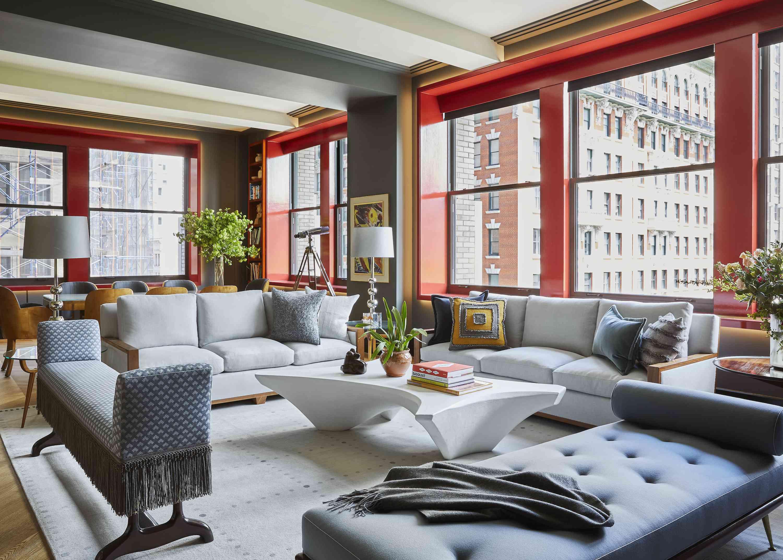 2021 living room design trends