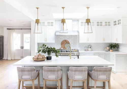 22 Best White Kitchen Cabinet Design Ideas