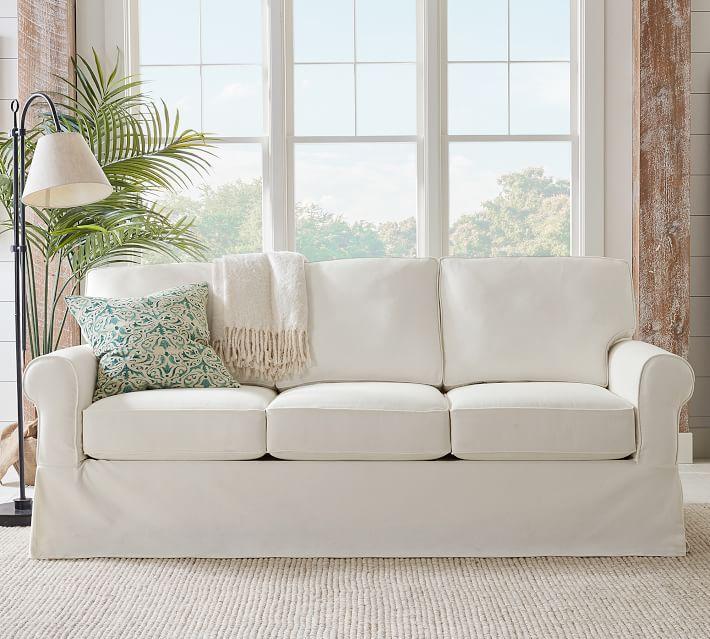 The 13 Best Slipcovered Sofas of 2021