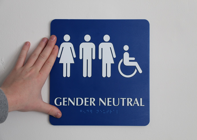 Gender Neutral Bathroom