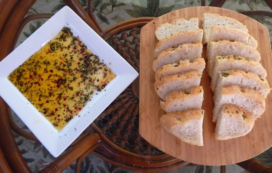 Herb Dipping Oil
