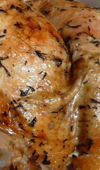 Savory Crock Pot Turkey Breast
