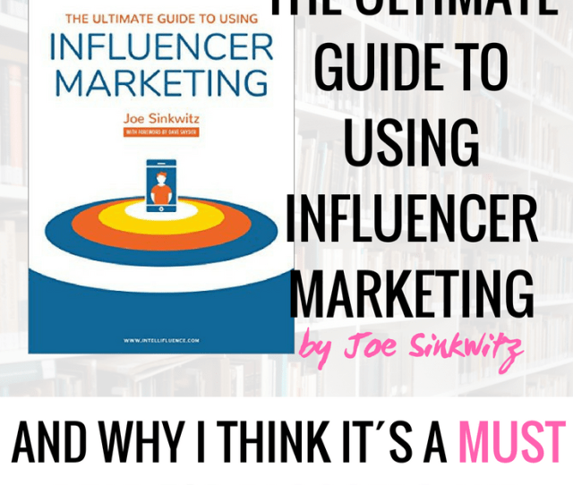 Influencer Marketing Book Review Pinterest Graphic Pin This Image On Pinterest