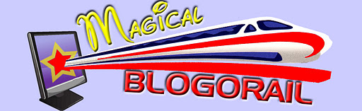 Magical Blogorail Red Logo