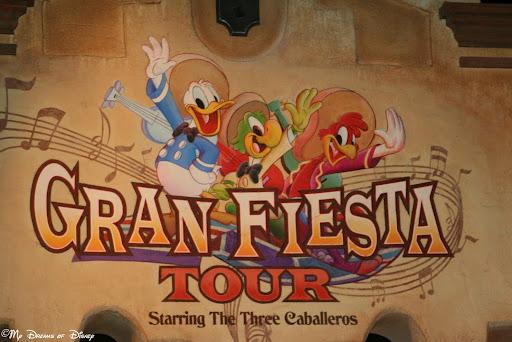 Gran Fiesta Tour