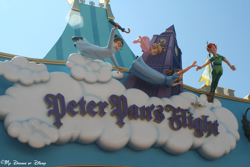 30 Things To Do At Disney World: Peter Pan's Flight