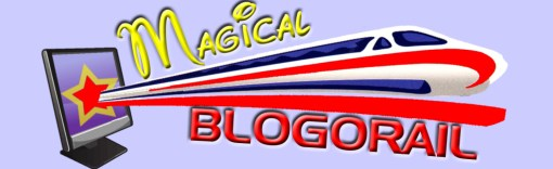 Blogorail Red Banner