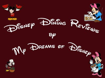 My Dreams of Disney