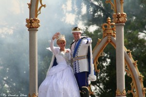 Cinderella, Prince Charming, Magic Kingdom, Wedding, My Dreams of Disney