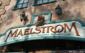 Epcot World Showcase, Norway, Maelstrom