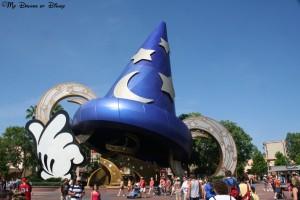 Disney's Hollywood Studios Sorcerer Mickey Hat