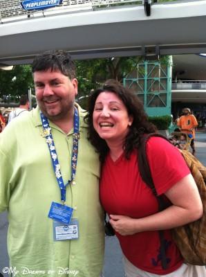 Mike and Amanda