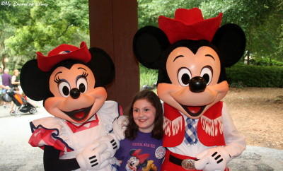 Mickey Mouse, Minnie Mouse, Sophie, Mickey's Backyard BBQ