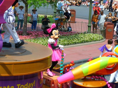 My Dreams of Disney, Minnie Mouse, Magic Kingdom
