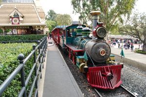 E.P. Ripley IV-Disneyland Mobile Guide