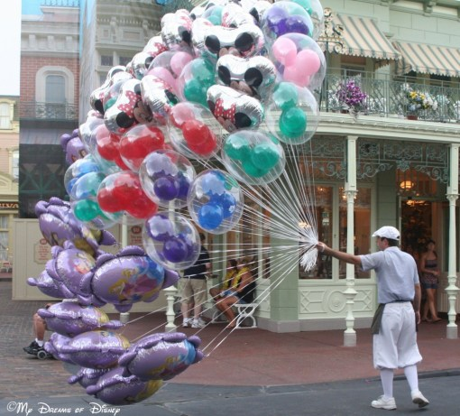 Balloon Vendor MK