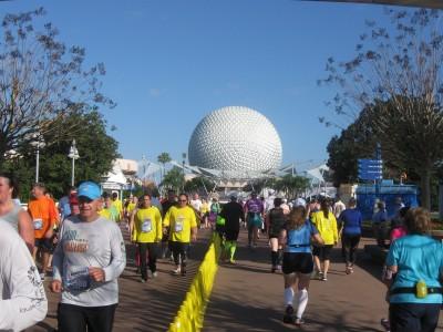 half marathon epcot-frank
