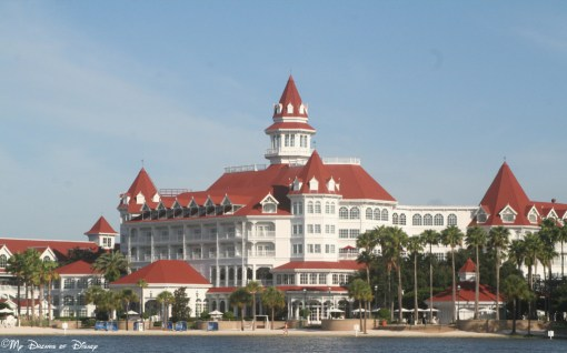 The Grand Floridian Resort & Spa!