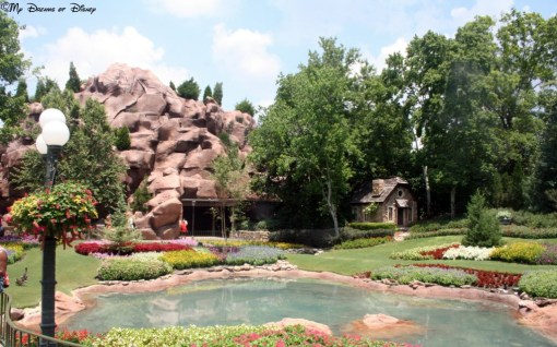 The Canada Pavilion is one of the most beautiful in the World Showcase.