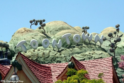 The Toontown Letters!