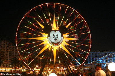 What I think of as the Disney Weenie for California Adventure!