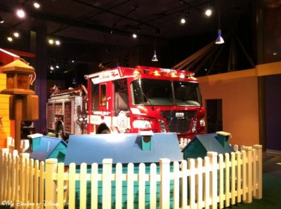 One of the exhibits in Innoventions West