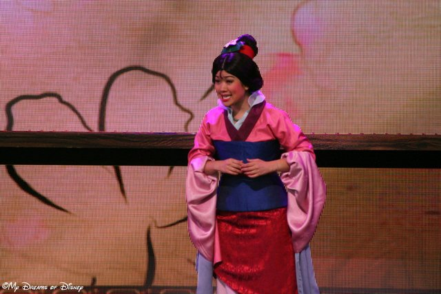 Mulan in Mickey and the Magical Map