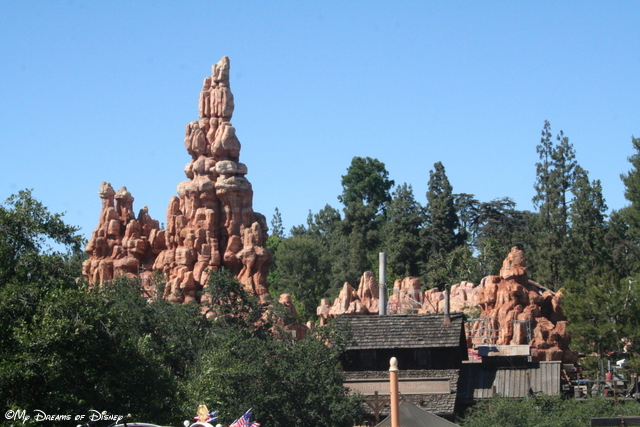 Big Thunder Mountain Railroad is near the top of my list of favorite roller coasters!