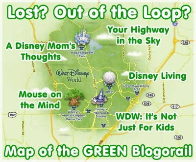 MB Green Loop Map