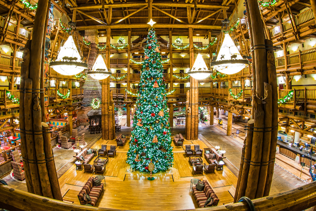Wilderness Lodge images courtesy and ©WDW Shutterbug