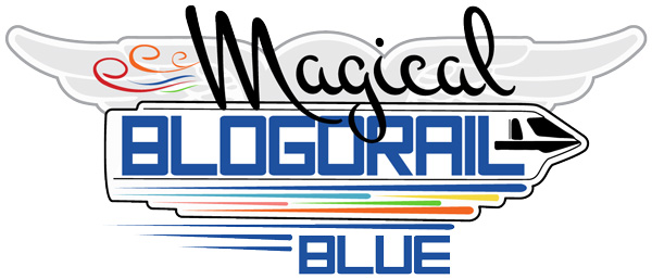 Blogorail Blue Logo