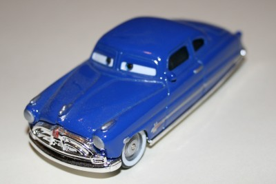 Toy Cars Doc Hudson +