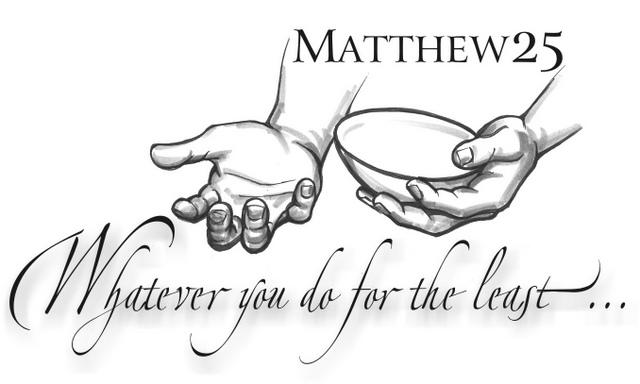 Matthew 25:31-40