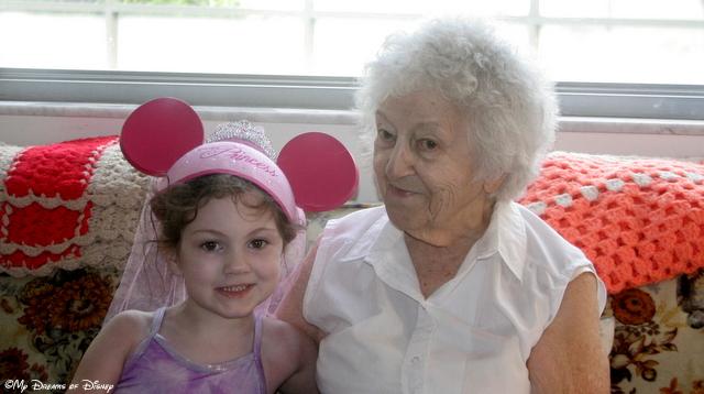 Grandma and Sophie