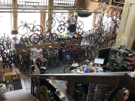 TZORTZOPOULOS BICYCLES & ACCESSORIES
