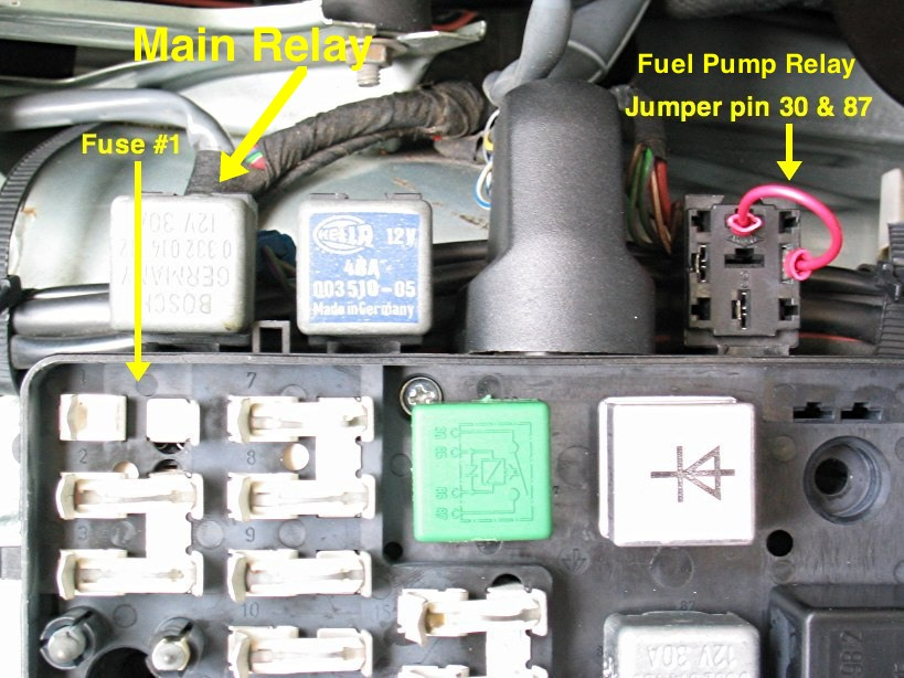 Bmw E46 Fuel Pump Relay Location Free Image About Wiring Diagram And