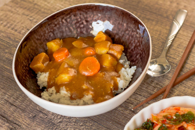 Japanese Pork Curry