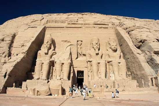 Abu Simbel Sun Festival October February