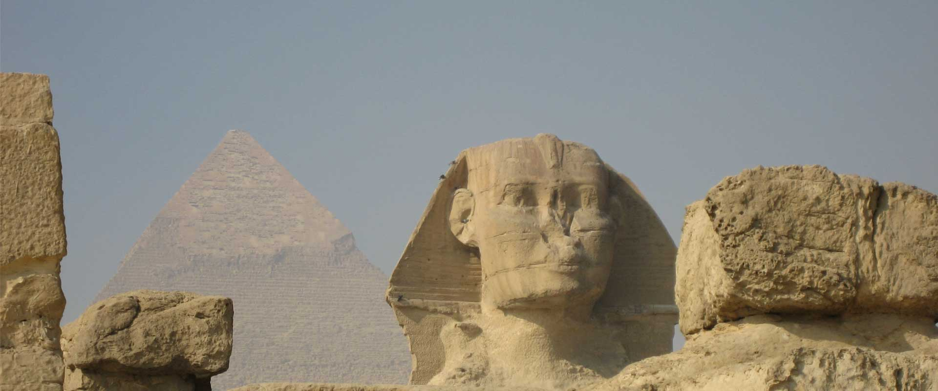 Private excursion: The Great Giza pyramids and Sphinx day trip from Cairo