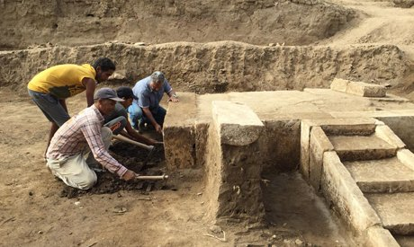 Excavation of King Ramses II shrine in Matariya complete 21
