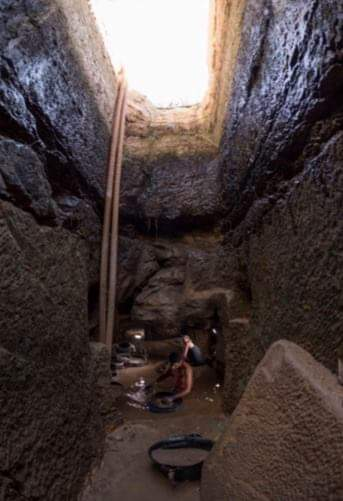 NEW DISCOVERY! Intact mass grave discovered in Gebel el-Silsila 2
