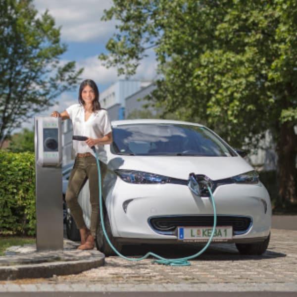 installation borne de recharge véhicule électrique