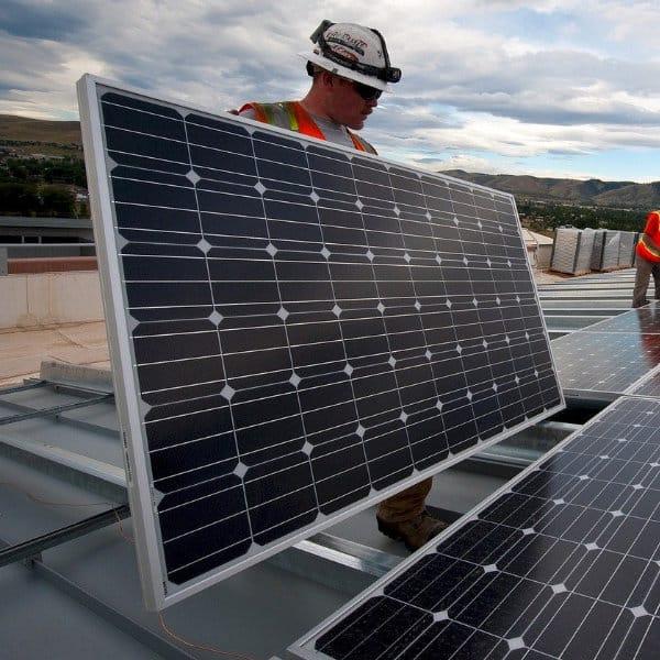 installateur photovoltaïque et installation photovoltaique