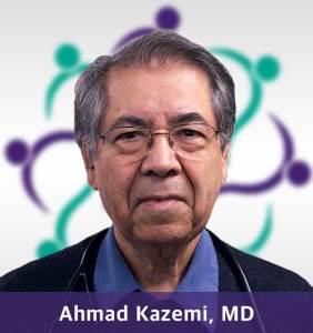 Ahmad Kazemi MD