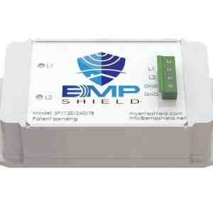 EMP Shield 120 - 240 Volt Single Phase Generator Model Terminal Box Version 1