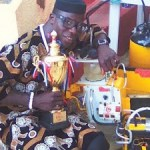 Interview With Nigerian Inventor Of Portable Hydroelectric Generator